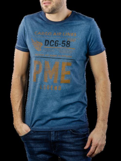 PME R-NECK SINGLE JERSEY COLD DYE