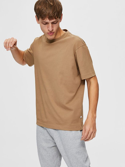 SELECTED LOOSE GILLMAN T-SHIRT