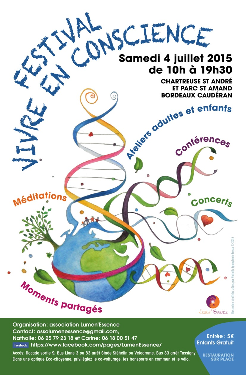 Festival Vivre en conscience 2015