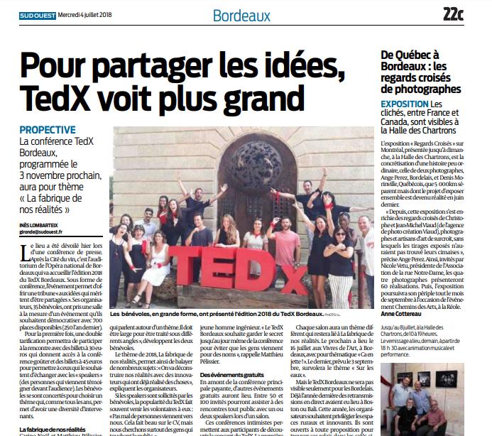 TEDxBordeaux 2018