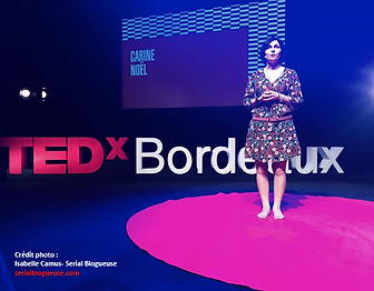 TEDxBordeaux 2017 Carine Noël