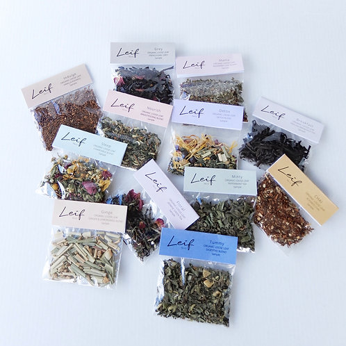 Small Tiny Teas Bundle