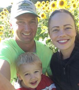 Henry, Mandy & Mason Dykeman