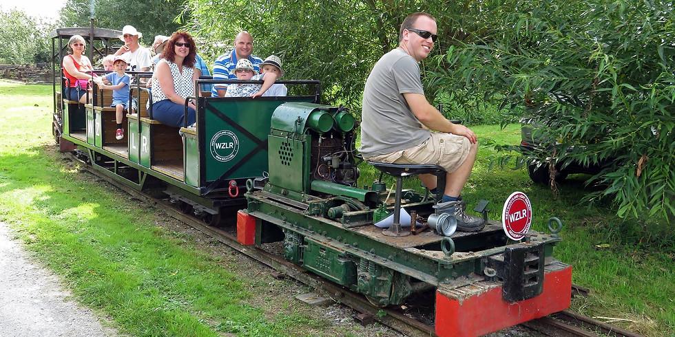 Westonzoyland Light Railway Gala