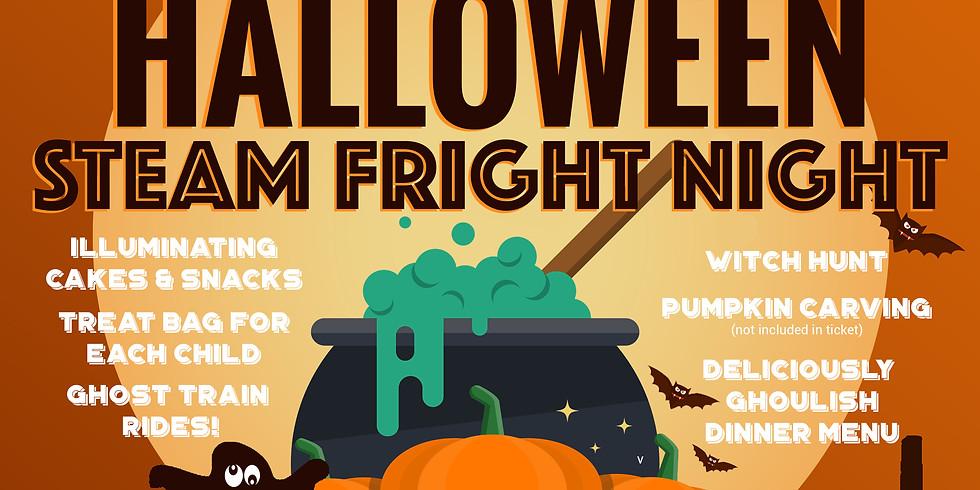 Halloween Steam Fright Night