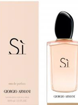 ARMANI SI 3.4 EDP SP FOR WOMEN