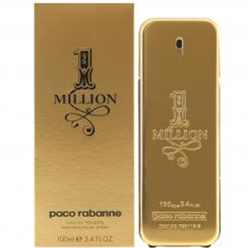 PACO ONE MILLION 3.4 EDT SP FOR MEN