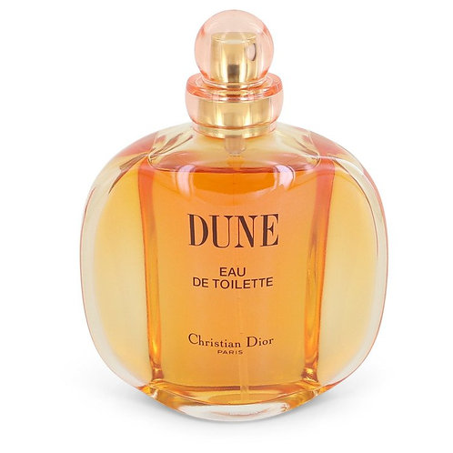 DUNE by CHRISTIAN DIOR 3.4 EDT SPR TESTER (W)
