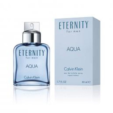 ETERNITY AQUA 1.7 OZ EDT SP FOR MEN