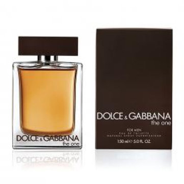 DOLCE & GABBANA THE ONE 5 OZ EDT SP FOR MEN