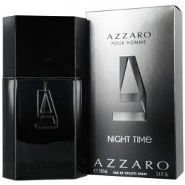 AZZARO NIGHT TIME 3.4 OZ EDT SP