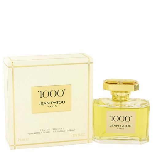 1000 by JEAN PATOU 2.5 EDT SPR (W)