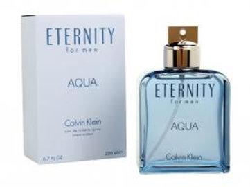 ETERNITY AQUA 6.7 OZ EDT SP FOR MEN