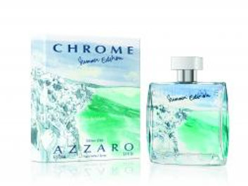AZZARO CHROME SUMMER 2013 3.4 EDT SP