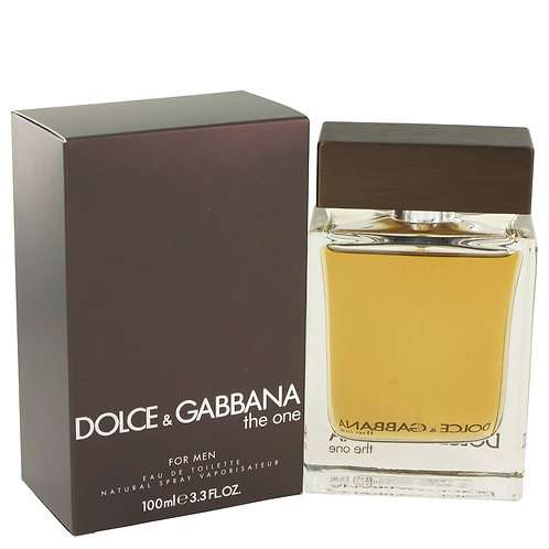 D&G THE ONE 3.3 EDT SPR (M)