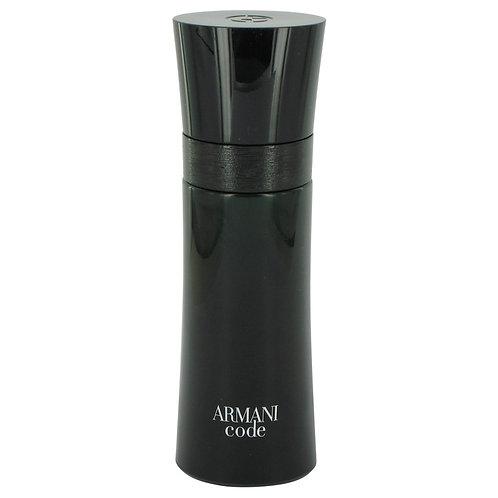 ARMANI CODE by GIORGIO ARMANI 2.5 EDT SPR TESTER (M)