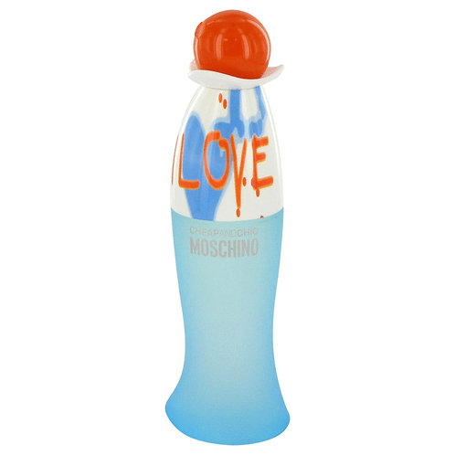 I LOVE LOVE by MOSCHINO 3.4 EDT SPR TESTER (W)