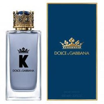 DOLCE & GABBANA 'K' 3.3 EDT SP FOR MEN
