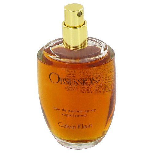 OBSESSION by CALVIN KLEIN 3.4 EDP SPR TESTER (W)