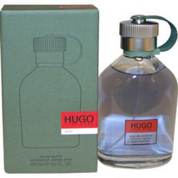 HUGO GREEN 4.2 EDT SPR (M)