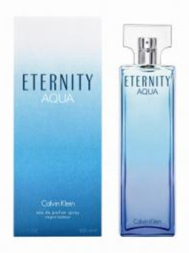 ETERNITY AQUA 3.4 EDP SP FOR WOMEN