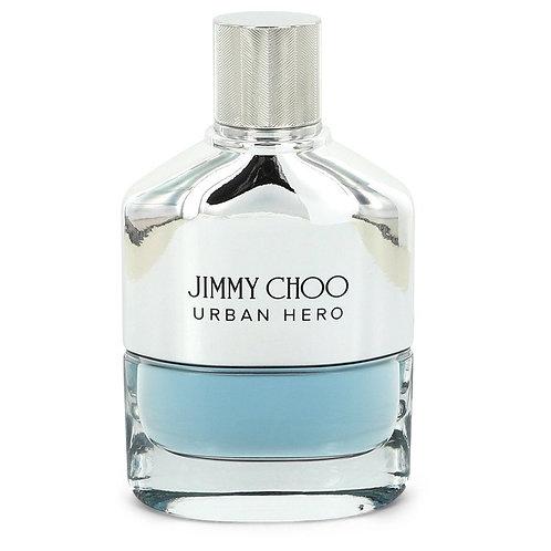 JIMMY CHOO MAN URBAN HERO 3.4 EDP SPR TESTER (M)