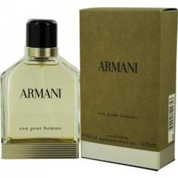 ARMANI POUR HOMME 3.4 EDT SP FOR MEN GREEN