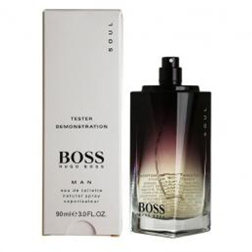 HUGO BOSS SOUL TESTER 3 OZ EDT SP FOR MEN