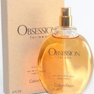 OBSESSION TESTER 4 OZ EDT SP FOR MEN
