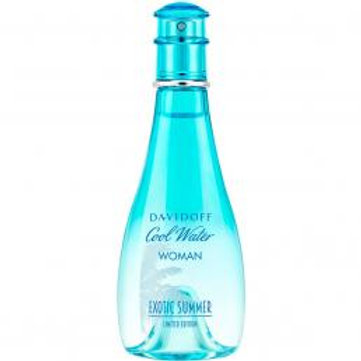 COOL WATER EXOTIC SUMMER TESTER 3.4 EDT SP FOR WOMEN