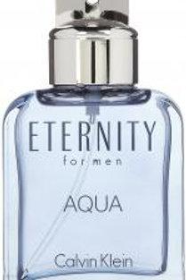 ETERNITY AQUA TESTER 3.4 EDT SP FOR MEN