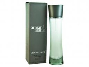 ARMANI MANIA 3.4 EDT SP FOR MEN (DISCONTINUED)