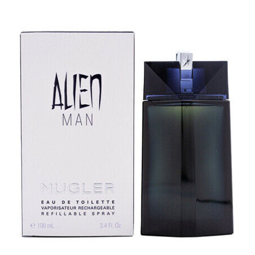 ALIEN MAN by THIERRY MUGLER 3.4 EDT SPR REFILLABLE (M)