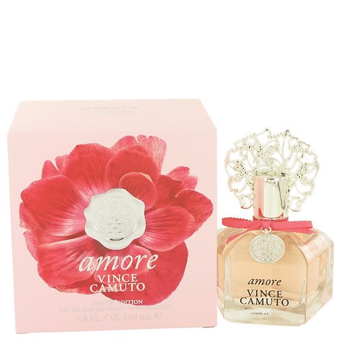 VINCE CAMUTO AMORE 3.4 EDP SPR (W)