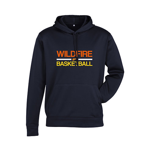 Wildfire Hoodie - Navy Blue - Kids Size