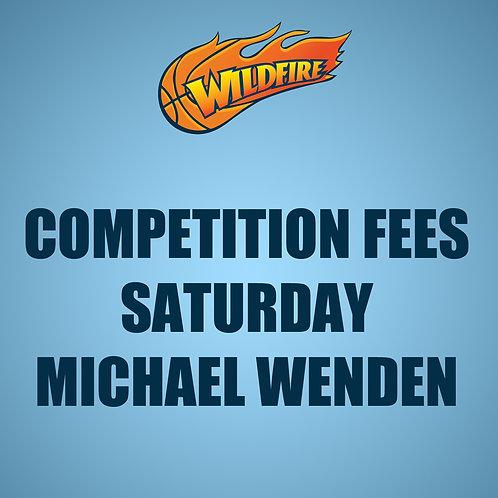 Saturday Junior Local Competition - Michael Wnden