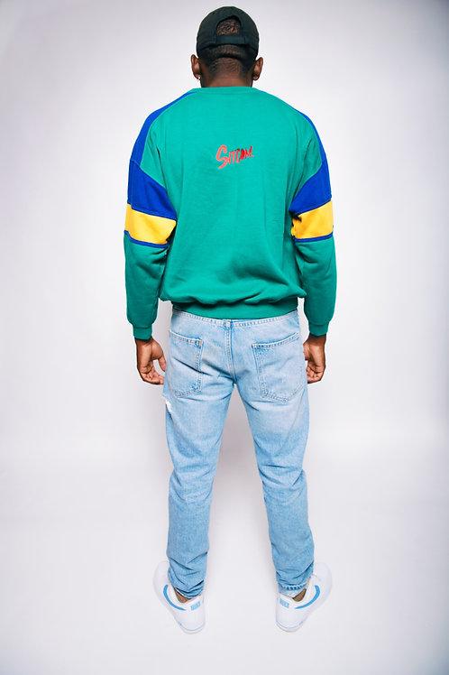 Size M Mens 90s Classic Sitcom Sweatshirt