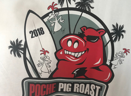 12th Annual Poche Pig Roast