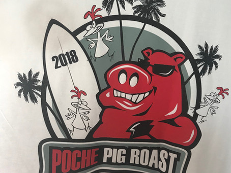 12th Annual Poche Pig Roast