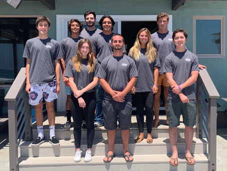 2020 Shorecliffs Staff: All Smiles; All Ready For Summer