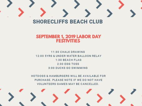 SBC Labor Day 2019