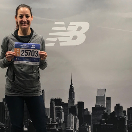 NYC Marathon: Race Report