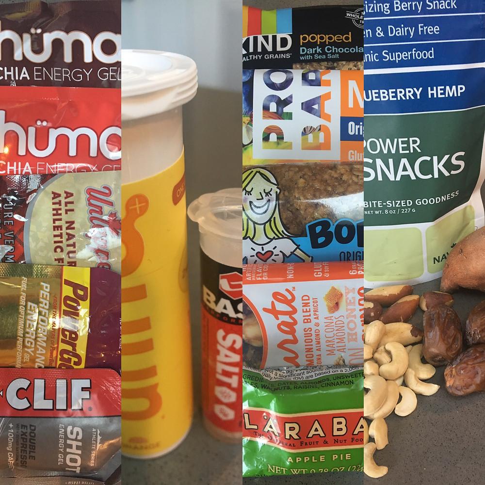 Endurance Nutrition Favorites