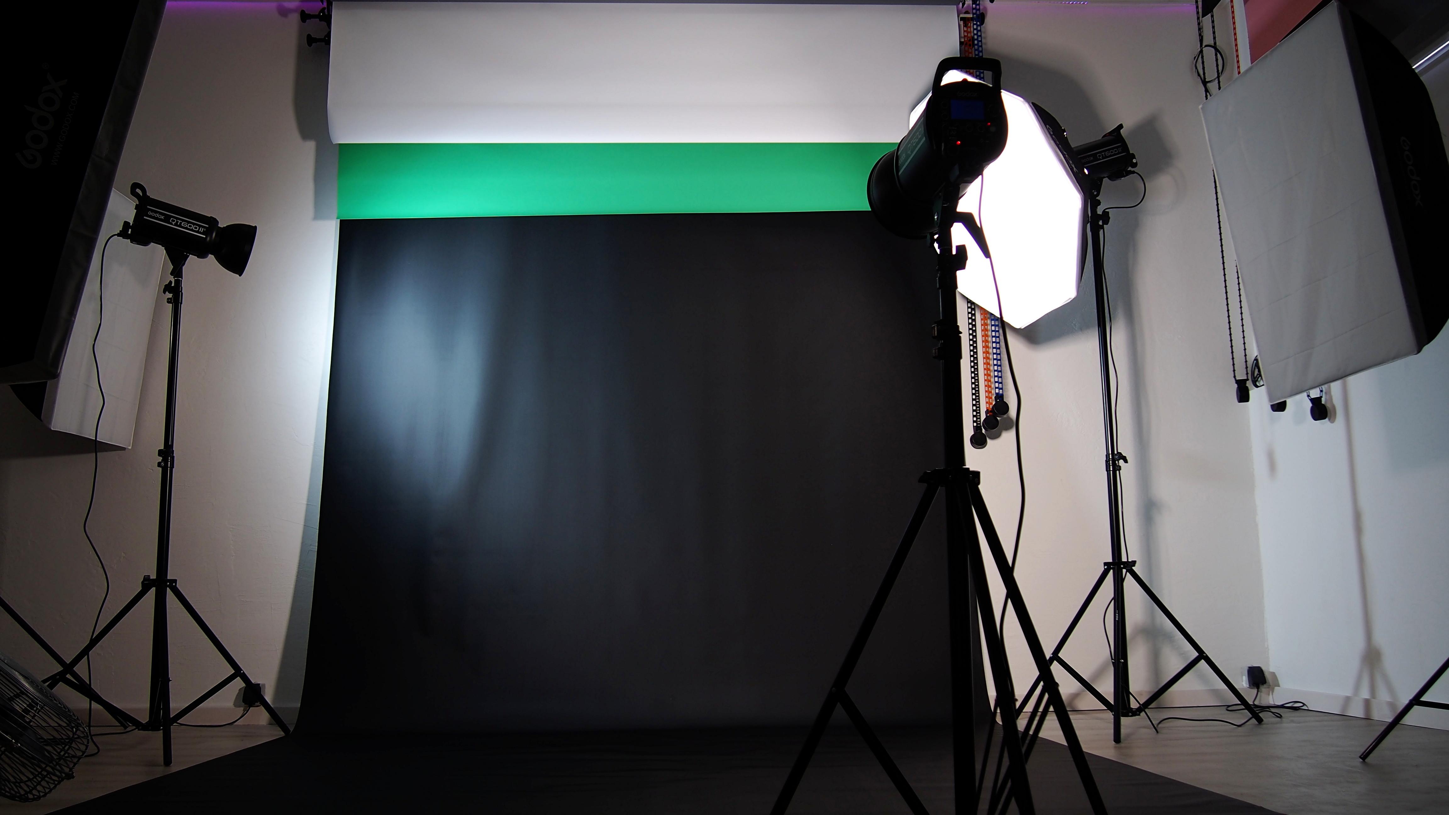 Studio Photo Fond Noir