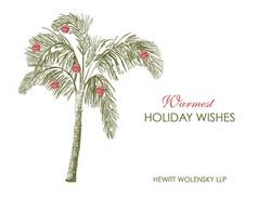 HewittWolensky HolidayCard 2010