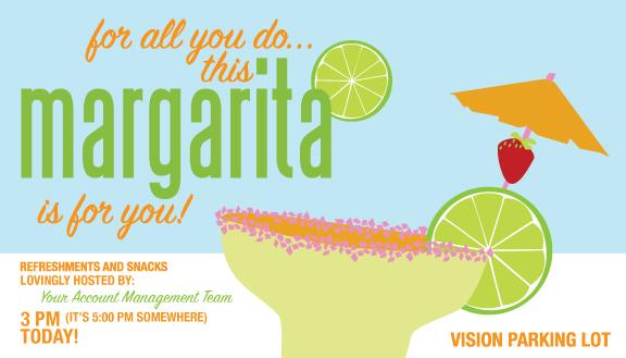 Margarita-party-flyer