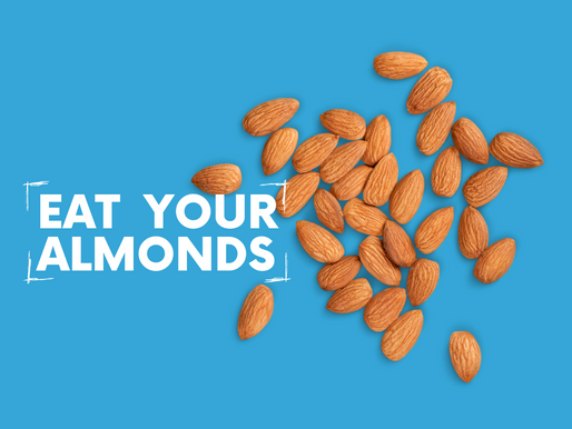 Eat Your Almonds