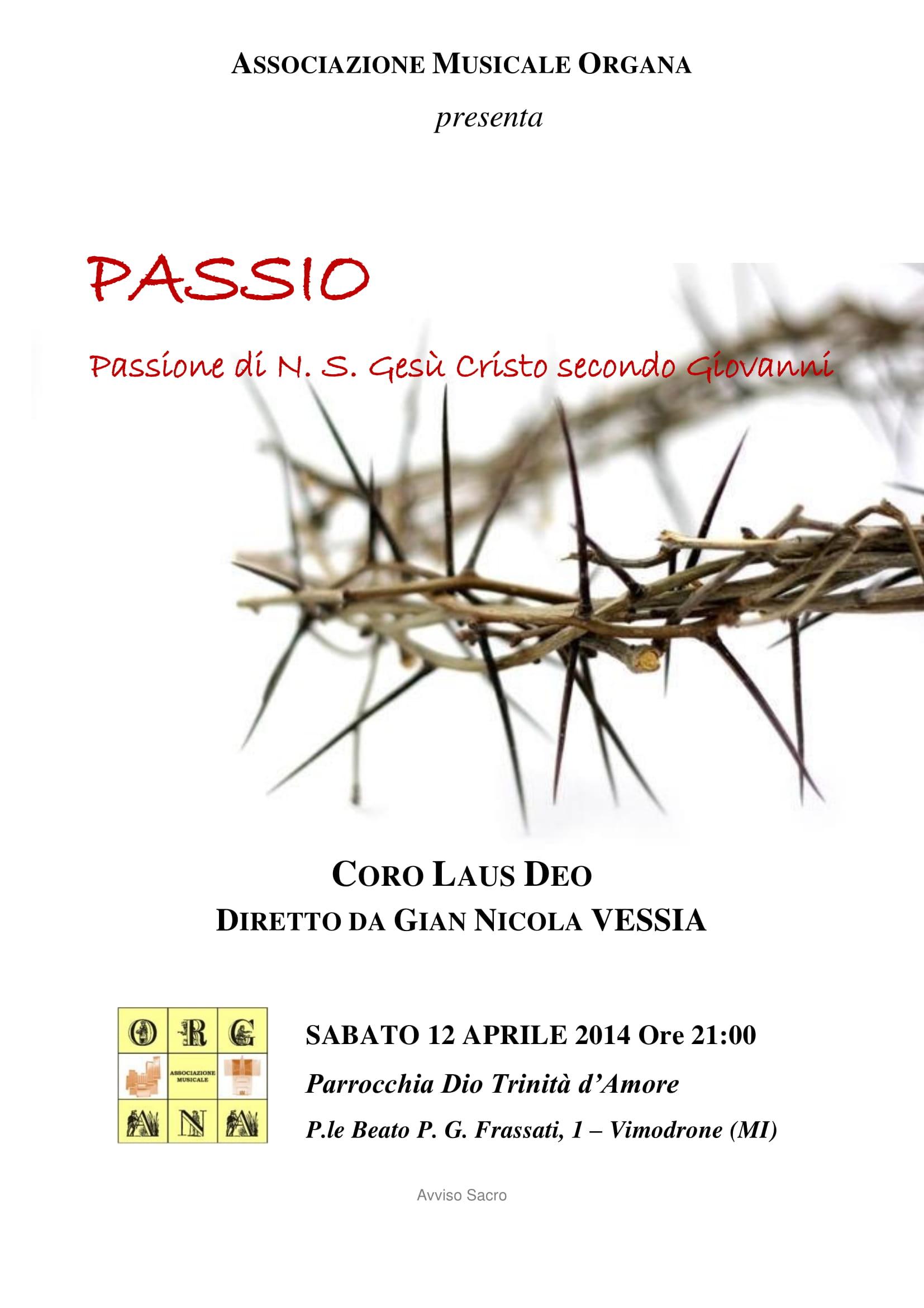 locandina Passio-1