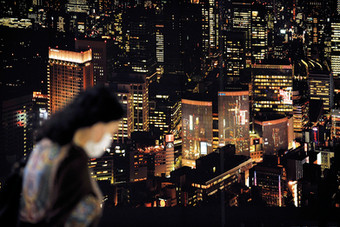 Made to meet  Diptych - Part left Tokyo 2009