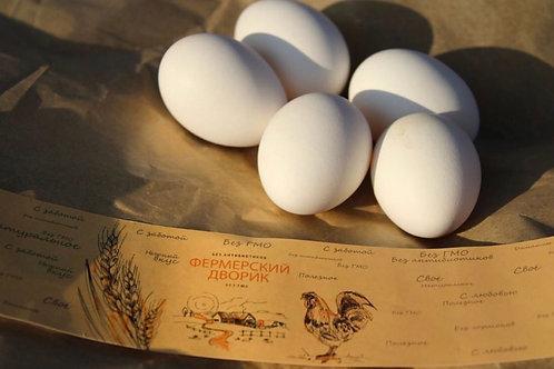 Яйца куриные 10 шт  (временно только Алматы)